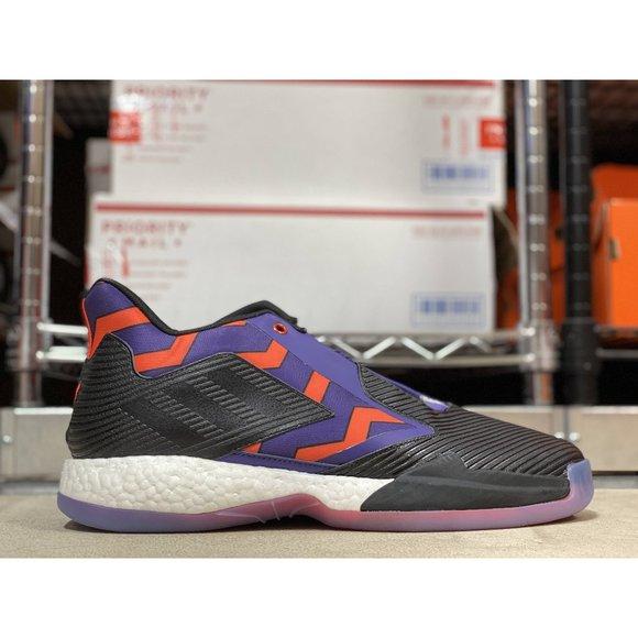Adidas TMAC Millennium 2 Mens Shoes Black Multi Sz